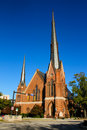 First baptist church wilmington nc located in Royalty Free Stock Image