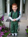 First Day of School Stock Images
