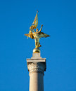 First Division Monument, Washington D.C. Royalty Free Stock Photography