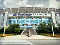 FirstEnergy Stadium Cleveland, Ohio Royalty Free Stock Photo