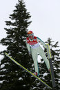 Fis World Cup Nordic Combined Royalty Free Stock Image