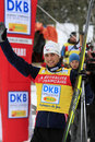 Fis World Cup Nordic Combined Stock Images