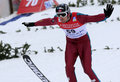 Fis World Cup Nordic Combined Stock Photos