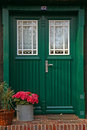 Fischland-doors Royalty Free Stock Photography