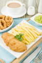 Fish & Chips Royalty Free Stock Images
