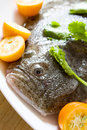 Fish the of the fresh and delicious Royalty Free Stock Images