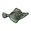 Fish illustration Royalty Free Stock Photos