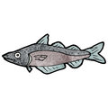 Fish illustration Royalty Free Stock Image