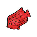 Fish illustration Stock Image