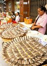 Fish market Stock Photo