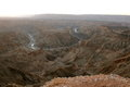 Fish River Canyon Royalty Free Stock Photo