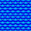 Fish scale pattern seamless this is file of eps format Royalty Free Stock Images