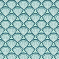 Fish scales background seamless Royalty Free Stock Image