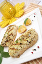 Fish with spices
