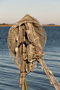 Fish trap Stock Images