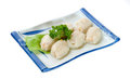 Fishball Royalty Free Stock Photo