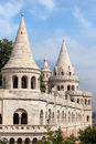 Fisherman Bastion in Budapest Royalty Free Stock Images