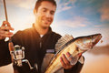 Stock Photography Fisherman