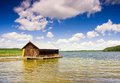 Fisherman house Royalty Free Stock Photo