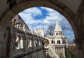 Fisherman's Bastion in Budapest Royalty Free Stock Photo