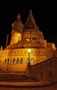 Fishermans bastion castle, budapest Stock Photo