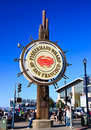 Fishermans Wharf, San Francisco Stock Images
