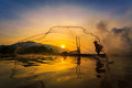 Fishermen Royalty Free Stock Photo