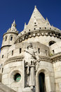 Fishermen's bastion Royalty Free Stock Photo