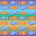 Fishey 4 Royalty Free Stock Photography