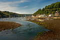 Fishguard Harbour Royalty Free Stock Photo