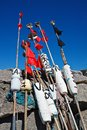 Fishing Accessories Stock Images