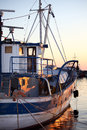 Fishing boat 2 Stock Photography