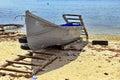 Fishing boat at Black Sea