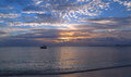 Fishing Boat In Cancun's Puert...