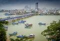 Fishing Boats, Nha Trang, Vietnam