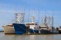 Title: Fishing Boats