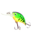 Fishing lure wobbler on white background Stock Images