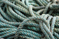 Fishing rope Stock Images