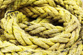 Fishing rope textures Royalty Free Stock Photo