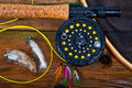 Fishing Tackle Stock Image
