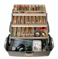 Fishing tool box Royalty Free Stock Photo