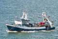 Fishing trawler at sea maputo mozambique feb a the polo norte seen on feb near maputo in mozambique Stock Photo