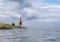Fishman fishing by lakeside, kings park long island ny