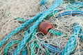 Fishnet texture Royalty Free Stock Photo