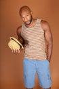 Fit Black Man Royalty Free Stock Photo