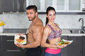 Fit Couple - Animal Versus Pla...