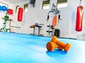 Fitness center Royalty Free Stock Photo