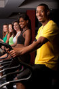 Fitness friends Stock Photography