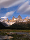 Fitz Roy Royalty Free Stock Image
