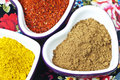 Five-spice powder Stock Photos